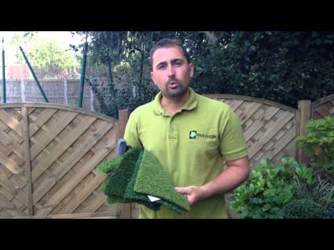 The cost of an artificial lawn by Stock Gardens Billericay