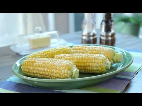Corn Recipes How To Microwave Corn On The Cob