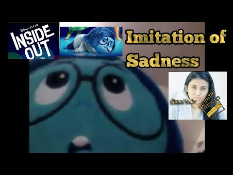 Inside out Sadness   Impression    Disney Character