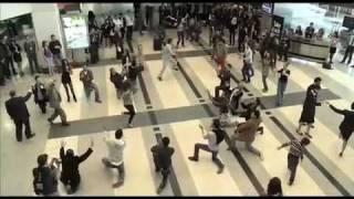 Beirut Duty Free Rocks Airport with Dabke Dance - Flash Mob | دبكة في مطار بيروت