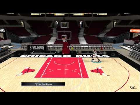 Nba 2k12 Gameplay Michael Jordan Shooting: NBA Lockout + Espn top 500 Update!