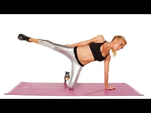 8-Minute Workout  | Tracy Anderson | Health