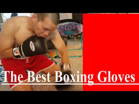 Learn How to Box At Home Best Boxing Gloves Review