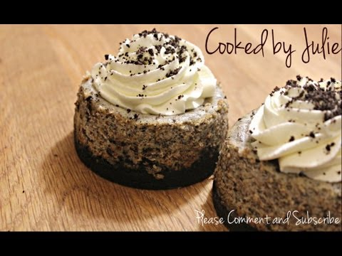 Oreo Cheesecake - Cooked by Julie- Episode 7