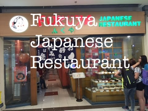 Fukuya Japanese Restaurant Festival Supermall Alabang by HourPhilippines.com