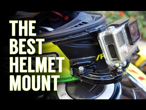 MOUNTING A GOPRO TO ANY HELMET! THE ULTIMATE SOLUTION