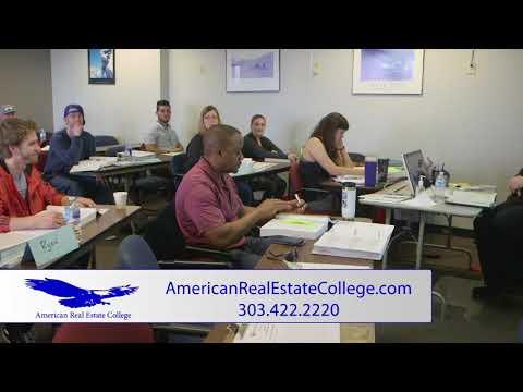 American Real Estate College - Colorado Real Estate School - Denver