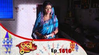 Durga | Full Ep 1616 | 13th Feb 2020 || Odia Serial – TarangTV