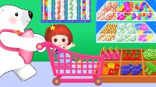 Mart Baby Doli with Bear and baby doll mart toys play