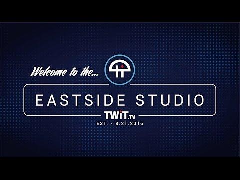 First 'This Week in Tech' in the TWiT Eastside Studio in 360 Video