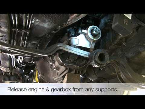 DIY Gearbox removal - RWD vehicle