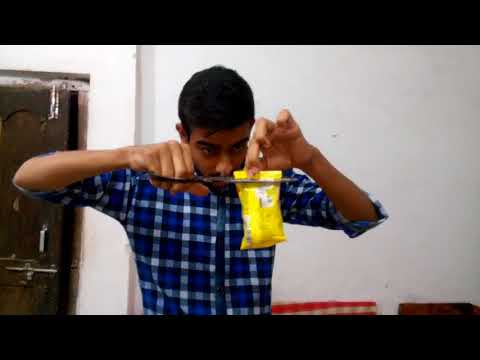 How to Make Best Maggi without Gas , Water or using any Cooking Appliances  II FUNNY VIDEO II