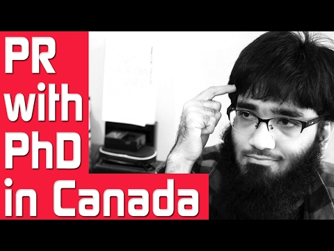 Can You Get Permanent Residency PR with PhD in Communication and Information Engineering in Canada