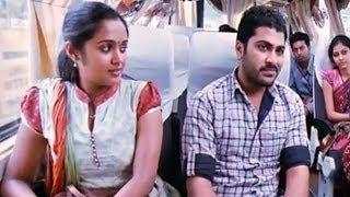 Sharwanand & Ananya Hilarious Comedy Scene - Journey Movie