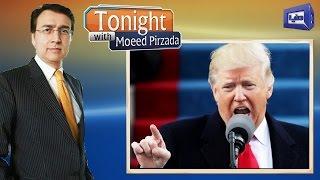 Tonight With Moeed Pirzada - 21 January 2017 - Dunya News