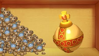 Download The buddy Baby Born vs Holy Grenade   Kick The Buddy Game anti stress Video