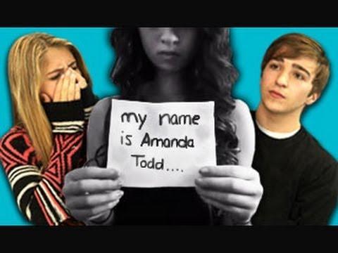 Teens React to Bullying (Amanda Todd)