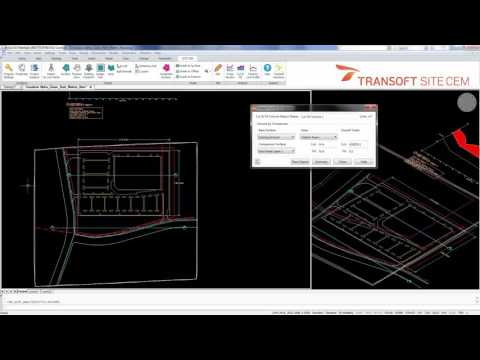 Compare Surface Volumes in Civil 3D, AutoCAD or BricsCAD