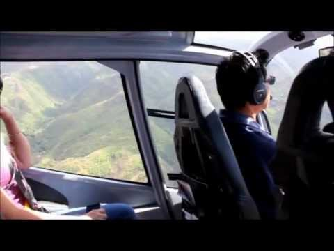 Helicopter Tour of Maui and Molokai, Hawaii