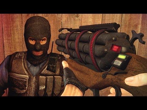 SPACE SHOTGUN (Trouble in Terrorist Town)