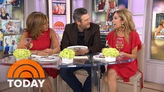 Blake Shelton Answers True Or False Questions: Blake Or Fake? | TODAY