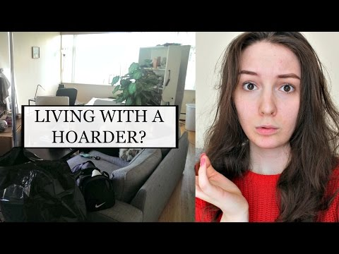 IS MY PARTNER MINIMALIST? | LIVING WITH A HOARDER