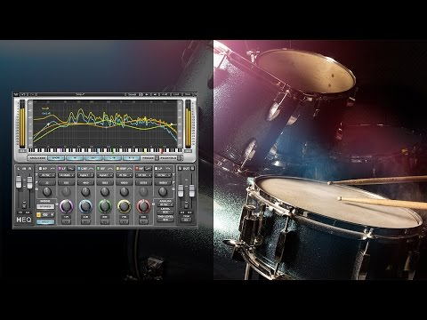 How to Get Punchier Drums with EQ – Mixing Tip