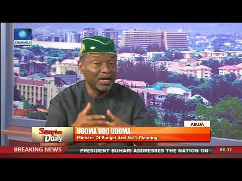 APC Has Succeeded In Steering The Economy Right, Udoma Itemises Buhari's Achievements Pt.1