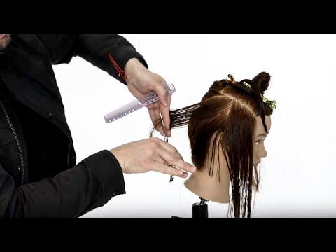 Cutting an A-line Bob Haircut - Full Class