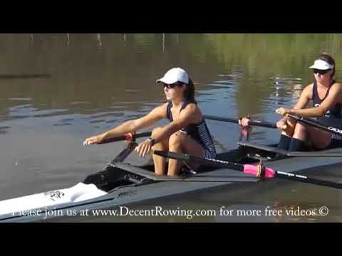 The Drive Phase of the Rowing Stroke
