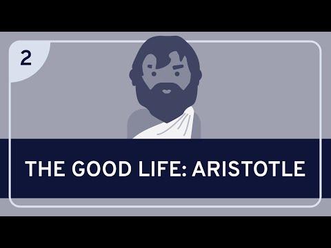 PHILOSOPHY - The Good Life: Aristotle [HD]
