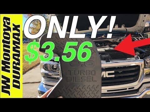 Cheapest Duramax Engine Modification! (Resonator Delete)