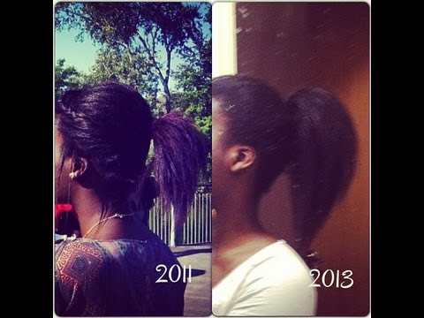 Amazing How To Grow African American Hair Long Faster How To Solve A Problem Hairstyle Inspiration Daily Dogsangcom