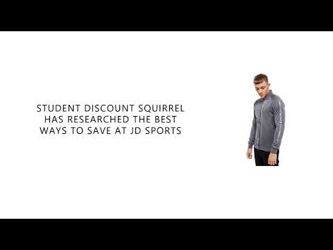 JD Sports Student Discount