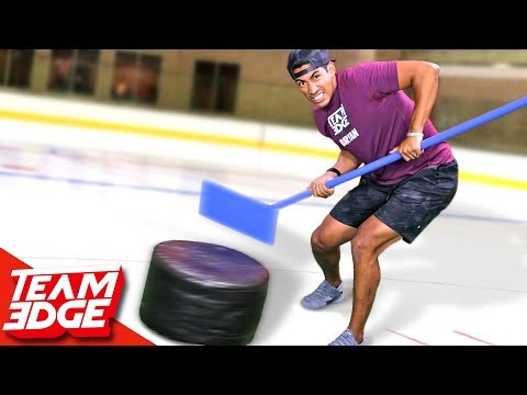 GIANT Hockey Challenge!!
