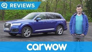 Audi Q7 SUV 2018 review   Mat Watson reviews