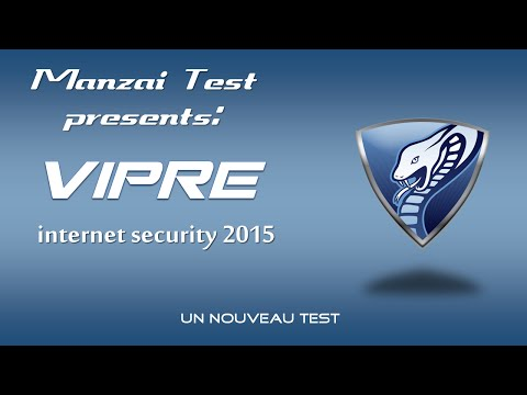 [Exclusif - Test Musical] Vipre Internet Security 2015