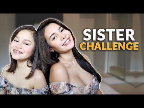Xxx Mp4 SISTER CHALLENGE IVANA ALAWI 3gp Sex