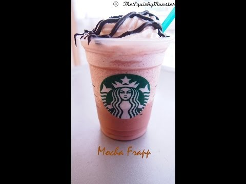 How to Make a Starbucks Mocha Frappuccino at Home - DIY Recipe