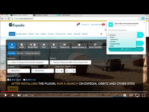 30K Miles browser plugin