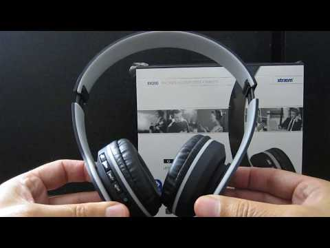 Bluetooth Headphones for Samsung Smart TV's- Review of BX200
