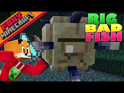 Minecraft | OCEAN MONUMENT | Foxy's Bedrock Survival [46]