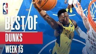 NBA's Best Dunks | Week 13