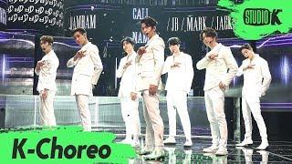[K-Choreo 4K] 갓세븐 직캠 '니가 부르는 나의 이름(You Calling My Name)' (GOT7 Choreography) l @MusicBank 191108