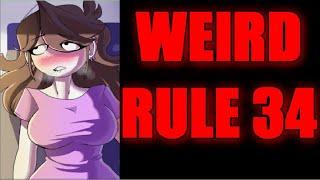 Jaiden Animation Rule 34 IS DISGUSTING