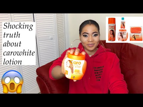 Shocking truth about carowhite cream my experience..