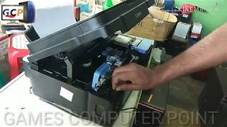 HOW TO FIX CANON G 2000 G3000 BLINKING 7 TIMES !!! INK