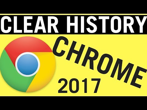 Google Chrome: How To Fully Clear History