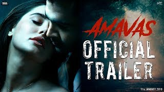 Amavas | Official Trailer | Sachiin Joshi | Nargis Fakhri | Releasing on 8th February, 2019