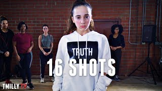 Download Stefflon Don - 16 Shots - Choreography by Tricia Miranda - #TMillyTV
